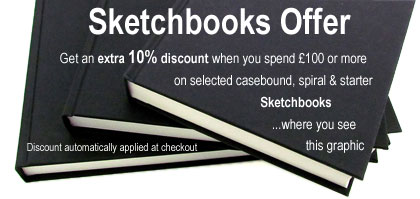 Sketchbook Offer