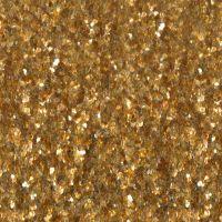 Golden Heavy Body Artists Acrylic 118ml Iridescent Gold Mica Flake Small S5