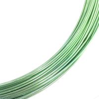 GREEN Wire 0.7mm x 15m