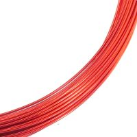 RED Wire 0.7mm x 15m