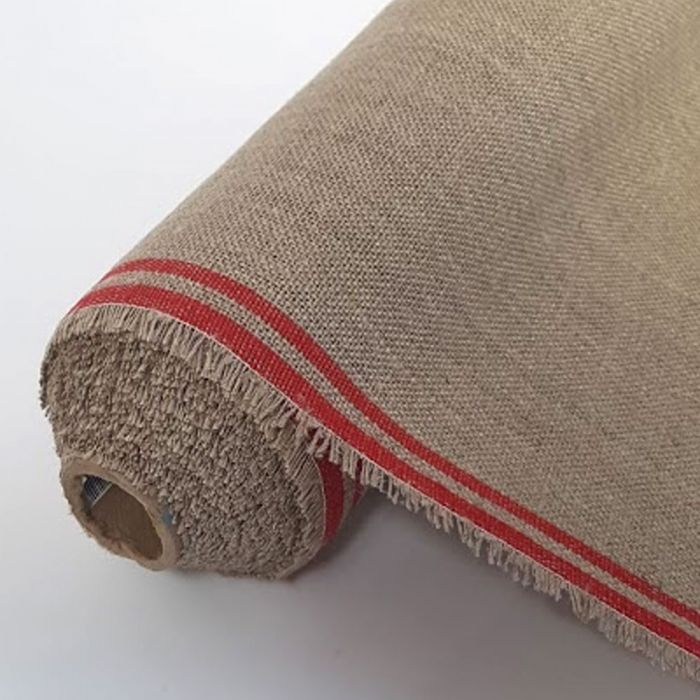 Fredrix Unprimed Heavy Weight Linen Canvas Roll 6YD 54