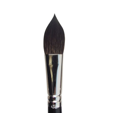 Pro Arte Artists Kazan Squirrel Series 50 Mop Wash Brush