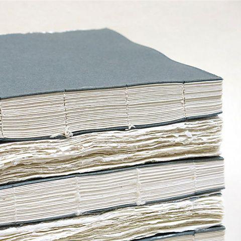 Khadi Paper Fat Book 21x21cm