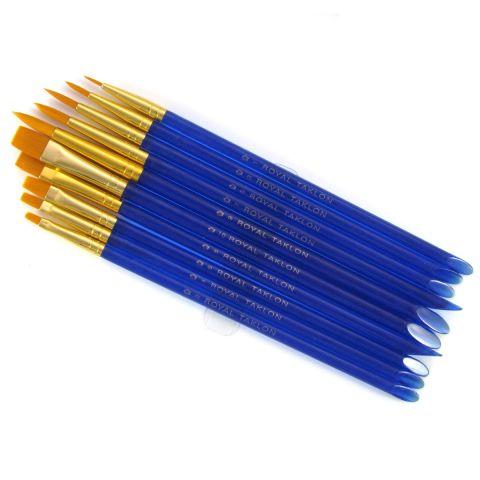 Royal & Langnickel 10 Brushes Value Set SVP7