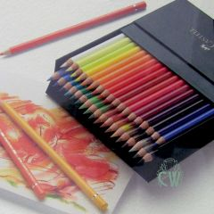 Faber Castell Polychromos Coloured Pencils Gift Box x 36 Colours