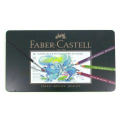 Faber Castell Artist Albrecht Durer Watercolour Pencils Tin Set of 36