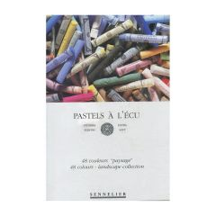 Sennelier Artist Full Size Stick Landscape Selection Pastels Set of 48