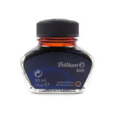 Pelikan 4001 Fountain Pen Ink Brown 30ml