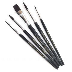 Pro Arte ScholarAcryl 5 Brush Set 36WB
