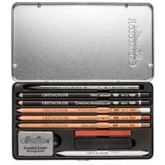 Cretacolor Artino Artists Pencil Drawing Set