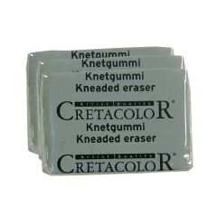 3 X Cretacolor Artists Kneaded Putty Rubber Eraser