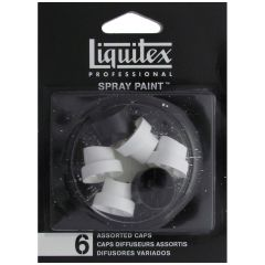 Liquitex Spray Cap Assortment