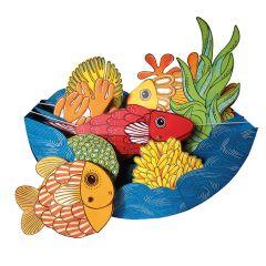 Pappet 'Aquarium'