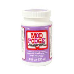 Mod Podge Decoupage Hard Coat Glue & Finish 8oz 236ml