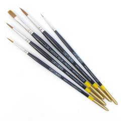 Curtisward Profile Artists 5 Brush Set