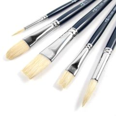 Pro Arte Series C Students Studio Hog Brush Set CWA