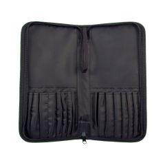 Artists Empty Brush Storage Case - Wallet Padded Standard Size