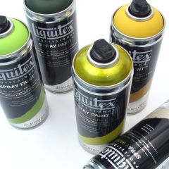Liquitex Acrylic Spray Paint 400ml