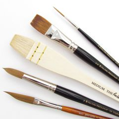 Pro Arte Ron Ranson Medium Artists 5 Brush Set
