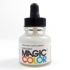 Magic Color Liquid Acrylic Ink Colour 28ml Laquer & Dilutant