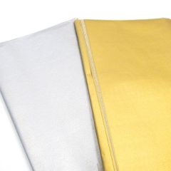 Tissue Paper Metallic Colours Packs of 5 Sheets