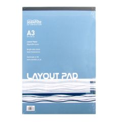 Seawhite Layout Pads 50gsm 80 Sheets