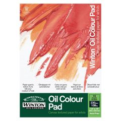 Winsor & Newton Winton Paper for Oil 230gsm