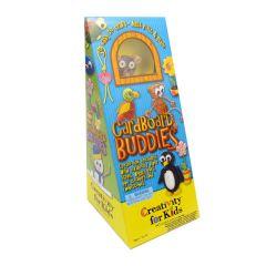 Creativity For Kids Cardboard Buddies Kit