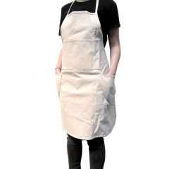 Curtisward Artists Canvas Apron