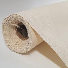 """Fredrix Unprimed Cotton Canvas Roll 6YD 53"""" 7oz"""