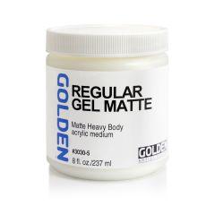 Golden Regular Gel Matte 236ml