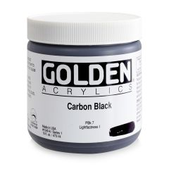 Golden Heavy Body Artists Acrylic 473ml