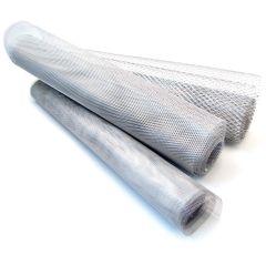 Aluminium Wire Modelling Mesh FINE Roll