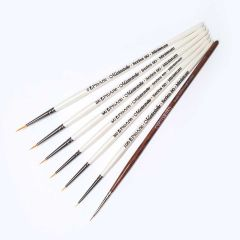 Pro Arte Masterstroke All Media Miniature Brush Set MSA Plus Panache 000