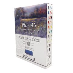 Sennelier 30 Plein Air Landscape Soft Demi Pastel Box Set
