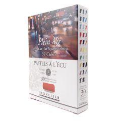 Sennelier 30 Plein Air Urban Soft Demi Pastel Box Set