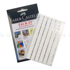 Faber Castell White Adhesive Tack It 50g