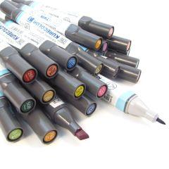 Zig Kurecolor Twin S Marker Pens Singles