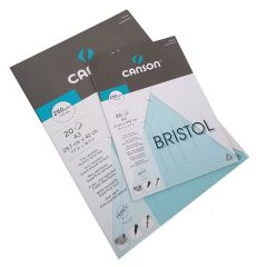 Canson Bristol Board Smooth Card Pads