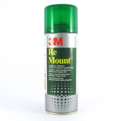3M ReMount Aerosol Spray Adhesive 400ml