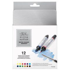 Winsor & Newton Watercolour Marker Pen 12 Set