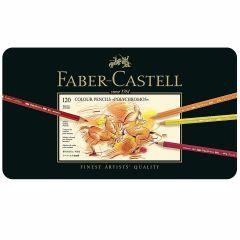 Faber Castell Polychromos Pencil Tin Set of 120