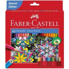 Faber Castell Classic Colour Eco Pencil Set of 60