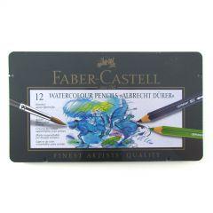 Faber Castell Artist Albrecht Durer Watercolour Pencil Tin Set of 12