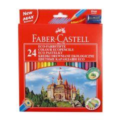 Faber Castell 24 Classic Colour Eco Pencils