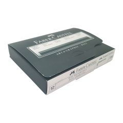 Faber Castell Pitt 12 Charcoal Stick Packs Extra Hard
