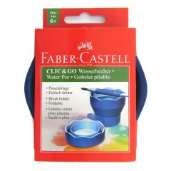 Faber Castell Click & Go Waterpot and Brush Holder