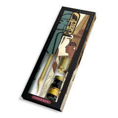 Herbin Egyptian Dip Pen Writing Gift Set