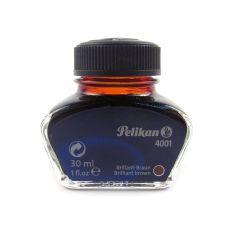 Pelikan 4001 Fountain Pen Ink Brown 30ml