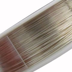 Beading Wire Silver 28 Gauge 22m